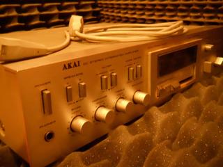 Amplificador Hifi Akai Am-u04 Japon! Analogo