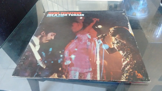 Lp Ike And Tina Turner Come Together En Acetato,long Play