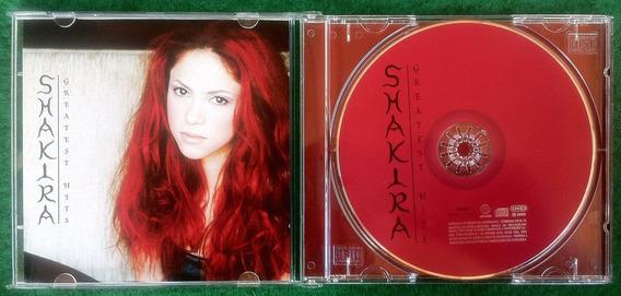 Cd Shakira Greatest Hits Frete Grátis