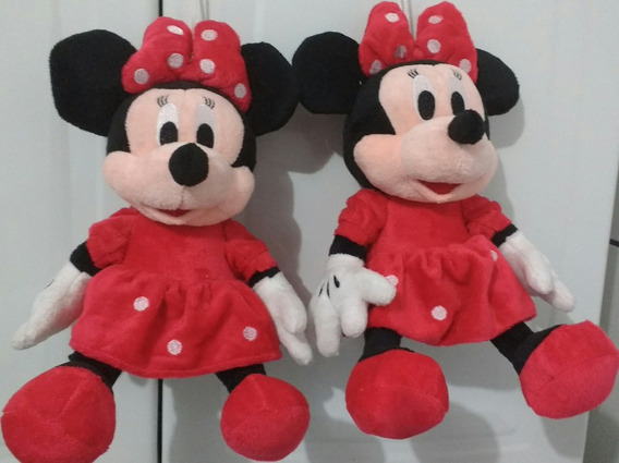 Minnie Vermelha Fofinha ( 1 Unidade)