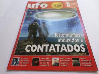 Revista Ufo Testemunhas Abduzidos E Contatados Parte 2