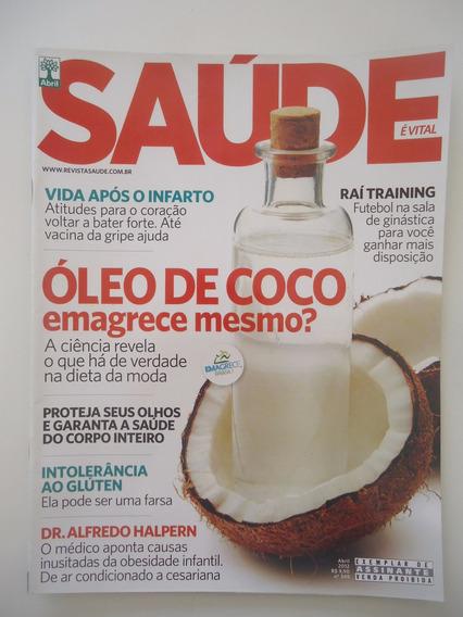 Saúde É Vital #349 Ano 2012 Óleo De Coco