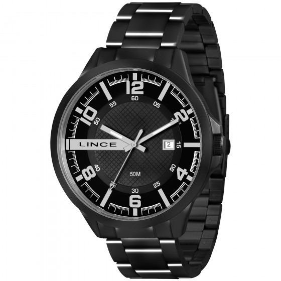 Relógio Lince Mrn4271s P2px Masculino Aço - Refinado