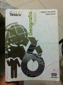 Projeto Teláris Geografia 6 - J. William Vesentini E Vânia