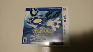 Pokémon Alpha Sapphire 3ds Sellado