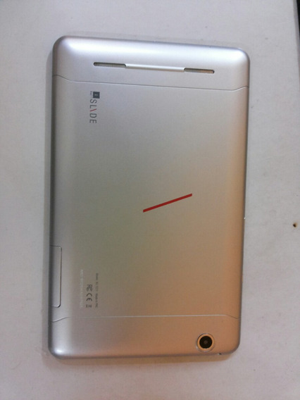 Tampa Traseira Tablet Iball Slide 3g