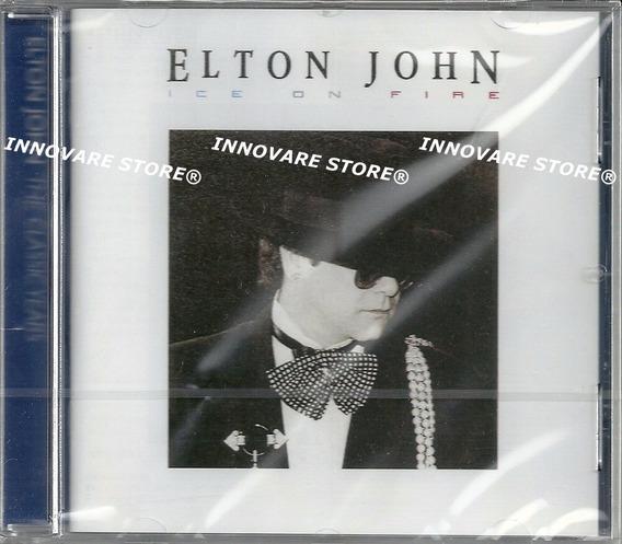 Elton John - Ice On Fire, 4 Bônus, Import