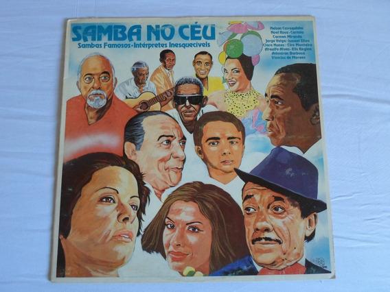 Lp - Samba No Céu (vários Intérpretes) - 1987