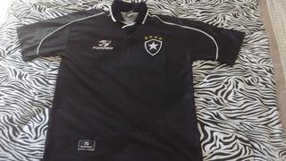 Camisa Botafogo - Preta - Topper - 1999 - Tam. G.