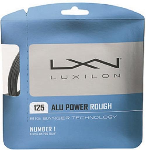 Corda Wilson Luxilon - Big Banger Alu Power® 125 Rough Carte