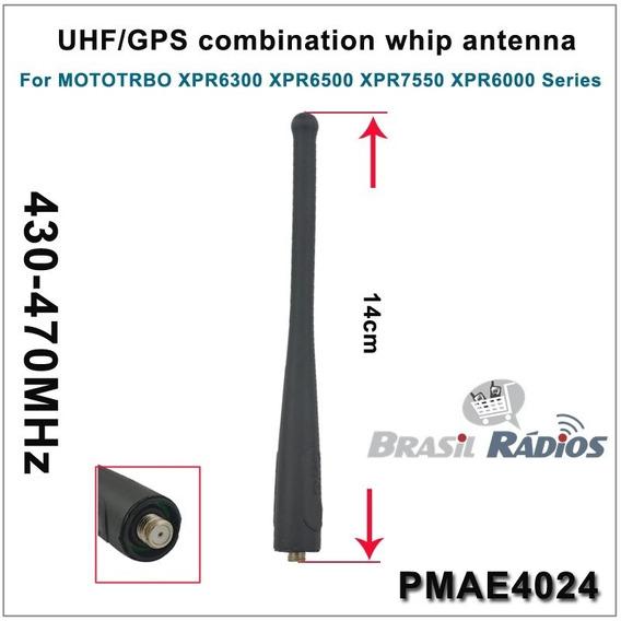 Antena Motorola Dgp4150 Dp3400 Dp3600 Dgp6150 Gps Uhf