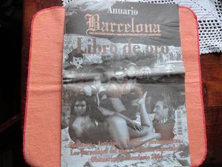 Revista Barcelona - Anuario 2003 - Completa - Muy Buena!!!