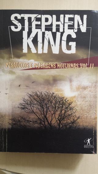 Pesadelos E Paisagens Noturnas - Volume 2 - Stephen King