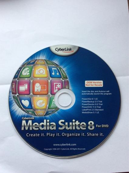 Ciberlink Media Suite 8