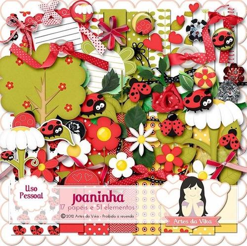 Kit Imprimible Vaquita De San Antonio Imagenes Clipart Cod12