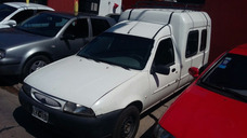 Ford Courrier 01 Financiamos El 100% ( Aty Automotores)