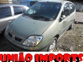 Sucata Renault Scenic 2006 1.6 16v Retirada De Peças