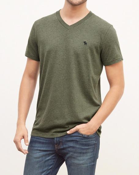Camiseta Importada Abercrombie Masculina Importada Original Camisas Bermudas Shorts Calças Polos Tommy Gap Varias Cores