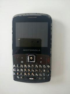 Celular Motorola Ex115 (defeito) Para Retirada De Peças