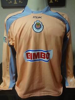 Camisa Chivas Guadalajara Reebok Tam M