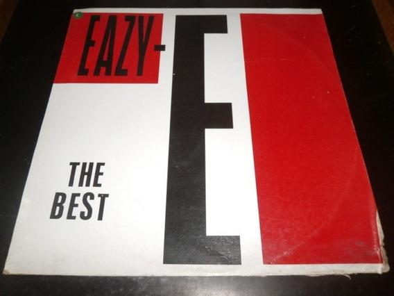 Lp Eazy-e - The Best, Disco Vinil, Ano 1995 Raro