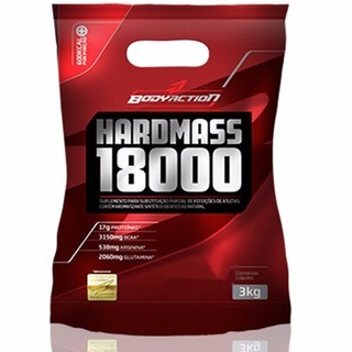 Massa Hipercalorica 3kg (body Action)(big Style Suplementos)