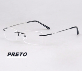 d94b89cb6 Haste De Oculos Lacoste - Óculos Preto no Mercado Livre Brasil