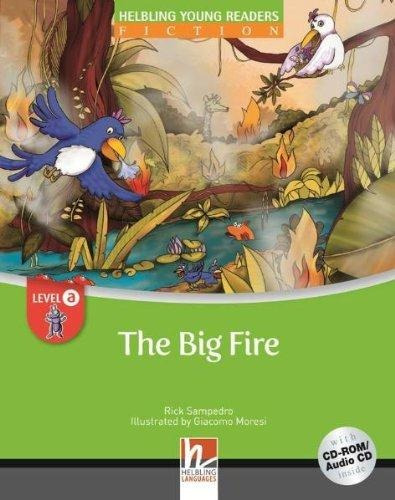 The Big Fire With Cd