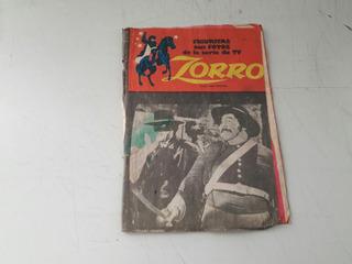 Album El Zorro 1977 - Muy Buen Estado