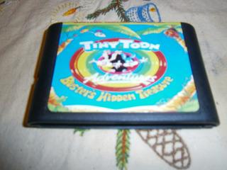 Sega Tiny Toon Megadrive O Genesis Nuevo