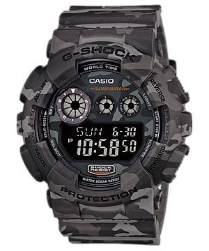 Relógio Casio G-schock Gd-120cm-8dr - Frete Grátis