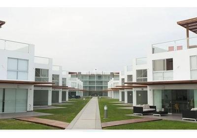 Casa De Playa En Condominio El Mirador De Asia