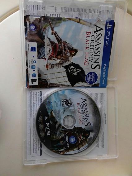 Assassins Creed 4 Black Flag Ps3 Novo