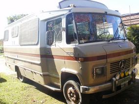 Motorhome 608 Carrocería El Detalle