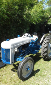 Tractor Ford 8n Nafta Impecable Restaurado 90%original