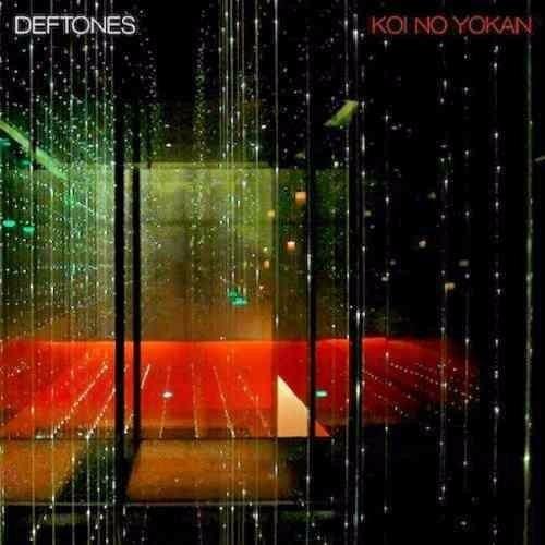 Cd Deftones - Koi No Yokan (lacrado)