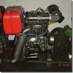 Motor Agrale M790 Recondicionado