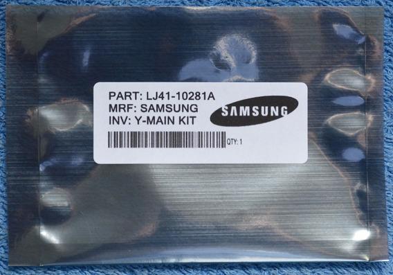 Lj41-10281 Lj92-01897a Pl43e400 Kit Reparo Y-sus Y-main