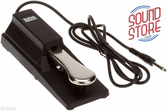 Pedal Sustain Teclado Ksp100 On Stage - Casio Korg Roland