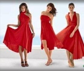 Vestido Vanesa Multivestido Multiuso  Modal 10 En 1 Palazzo