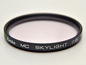 Filtro Kenko Mc Skylight (1b) 49mm (original - Excelente+++)