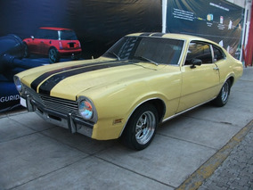 Ford Maverick 1977 180,537kms (segun Odometro)