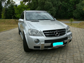 Mercedes Benz Ml 63 Amg 2009