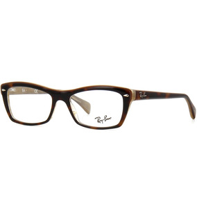 bbdb217a5 Óculos Ray Ban 5255 Color 5075 Eyeglasses - Óculos no Mercado Livre ...