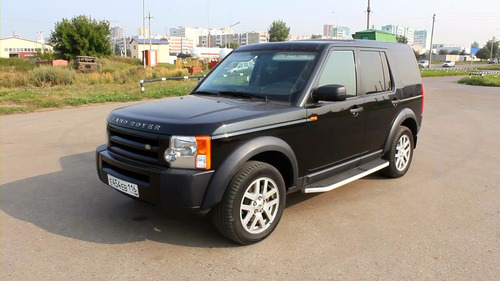 Manual Taller Land Rover Discovery (2004-2009) Ingles