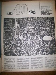 La Nacion Revista- 40 Años Del Mundial Uruguay 1930/ Bowling