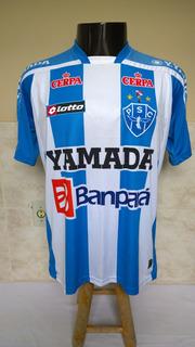 Camisa Futebol Do Paysandu - Lotto