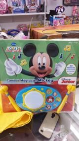Tambor Mágico Do Mickey 10 Músicas