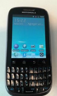 Motorola Spice Key Xt316 Para Movistar