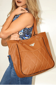 Bolsa Feminina Caramelo Luxo Ref: Bt0022